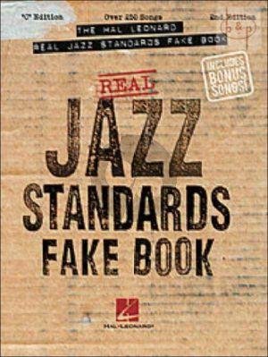 Real Jazz Standards Fake Book