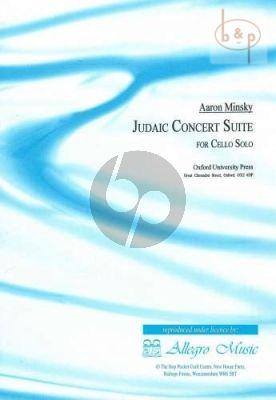 Judaic Concert Suite