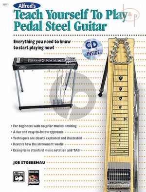 Teach Yourself To Play Steel Guitar