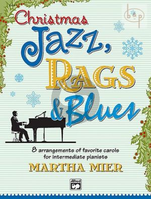 Christmas Jazz Rags & Blues Vol.2