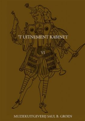 't Uitnement Kabinet Vol.6 (Works for Descant Rec and Bass or Bc) (R.Rasch)