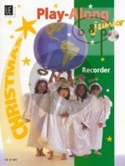 Play-Along Junior Christmas (Descant or Treble Recorder)