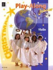 Play-Along Junior Christmas (Violin)