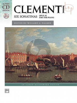 6 Sonatinas Op.36