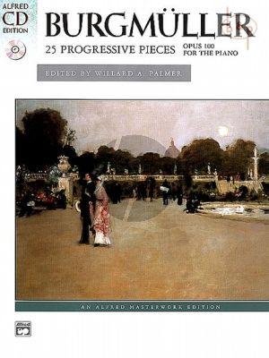 25 Progressive Pieces (Studies) Op.100
