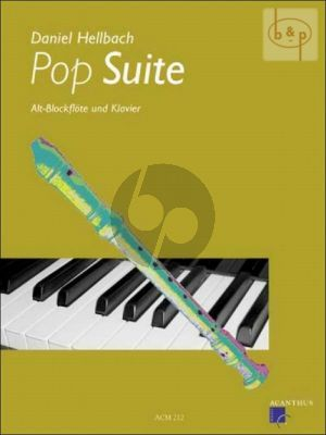 Hellbach Pop Suite (Bk-Cd)