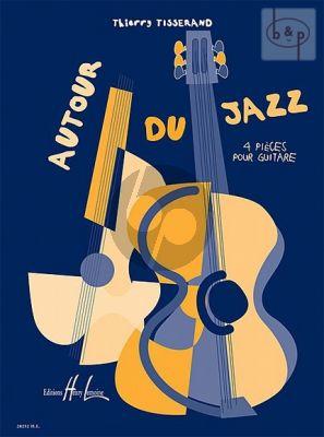 Autour du Jazz pour Guitare