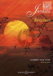Jenkins Requiem (SATB-Orch.) (Vocal Score)