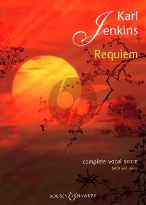 Jenkins Requiem SATB-Orchestra Vocal Score
