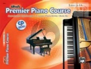 Premier Piano Course Book 1A Lesson Book