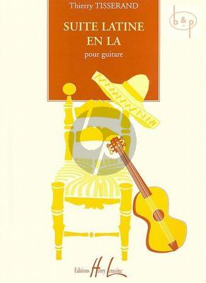 Suite Latine en La