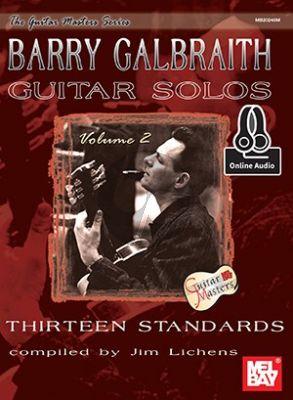 Galbraith Guitar Solos Vol.2 (Book with Audio online)