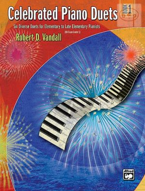 Celebrated Piano Duets Vol.1