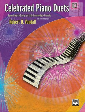 Celebrated Piano Duets Vol.3