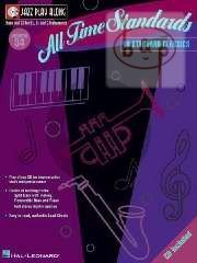All Time Standards (Jazz Play-Along Series Vol.34)