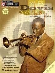 Miles Davis Standards (Jazz Play-Along Series Vol.49)