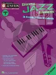 Essential Jazz Standards (Jazz Play-Along Series Vol.7)