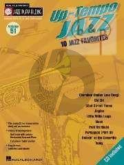 Up-Tempo Jazz (Jazz Play-ALong Series Vol.51)