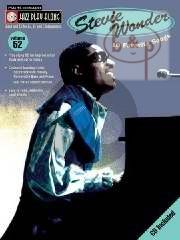 Stevie Wonder (Jazz Play-Along Series Vol.52)