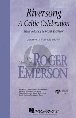 Emerson Riversong A Celtic Celebration 2-Part