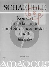 Concerto Op.46 (1969) (Clarinet-Orch.)