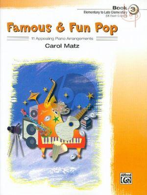 Famous & Fun Pop Vol.3