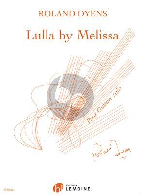Dyens Lulla by Melissa pour Guitare (adv.)