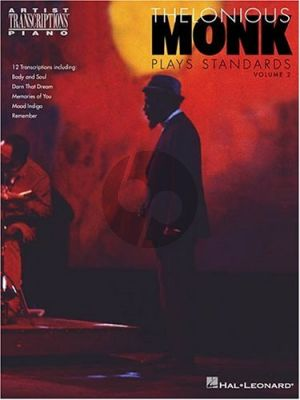 Thelonious Monk Plays Standards Vol.2 Piano