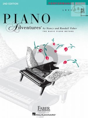 Piano Adventures Performance Book Level 3A