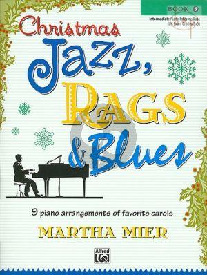 Mier Christmas Jazz Rags & Blues Vol.3