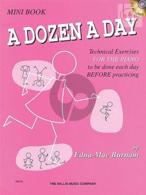 A Dozen a Day Minibook