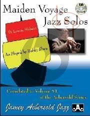 Maiden Voyage Jazz Solos for Trumpet