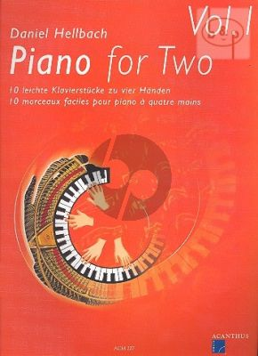 Piano for Two Vol.1