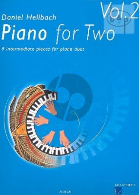 Piano for Two Vol.2