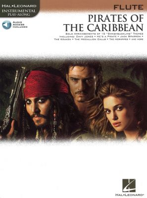 Pirates of the Caribbean for Flute