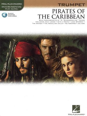 Pirates of the Caribbean for Trumpet