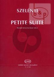 Petite Suite for Cello Solo