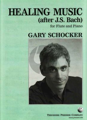 Schocker Healing Music (after J.S. Bach) Flute and Piano