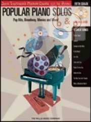 Popular Piano Solos (Pop Hits-Braodway-Movies and More)