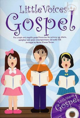 Little Voices Gospel SS-Piano