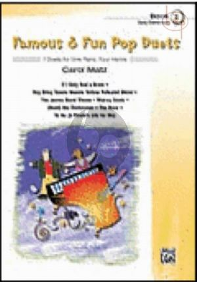 Famous & Fun Pop Duets Book 1