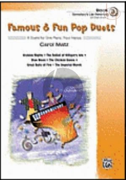 Famous & Fun Pop Duets Book 3