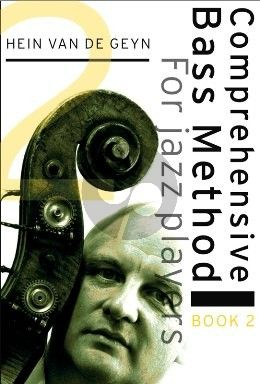 Geyn Comprehensive Bass Method for Jazz Players Vol.2 (Book and Midi Files)