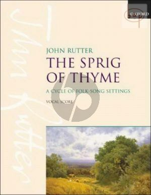 The Sprig of Thyme (11 Folk Song Settings)