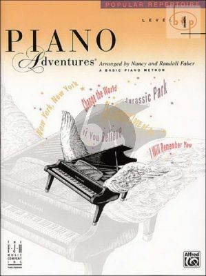 Piano Adventures Popular Repertoire Book Level 4