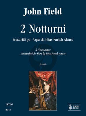 2 Nocturnes for Harp