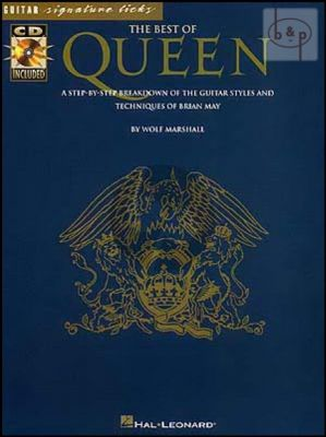 The Best of Queen (Vocal/Guitar TAB)
