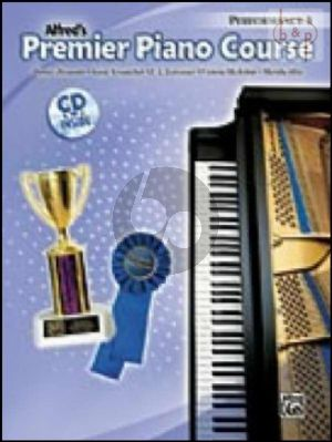 Premier Piano Course Book 3 Performance (BK-CD)
