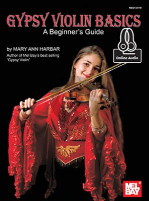 Harbar Gypsy Violin Basics (A Beginner's Guide) (Book with Audio online)