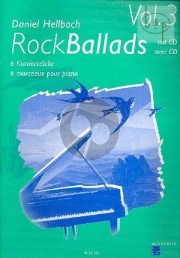 Rock Ballads Vol.3 Piano